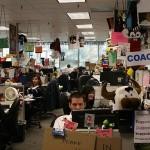 Gotowa lekcja: What makes people happy at work? Poziom B1/B2+