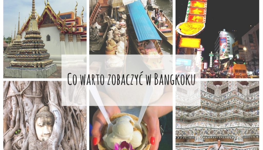 Co zobaczyć w bangkoku