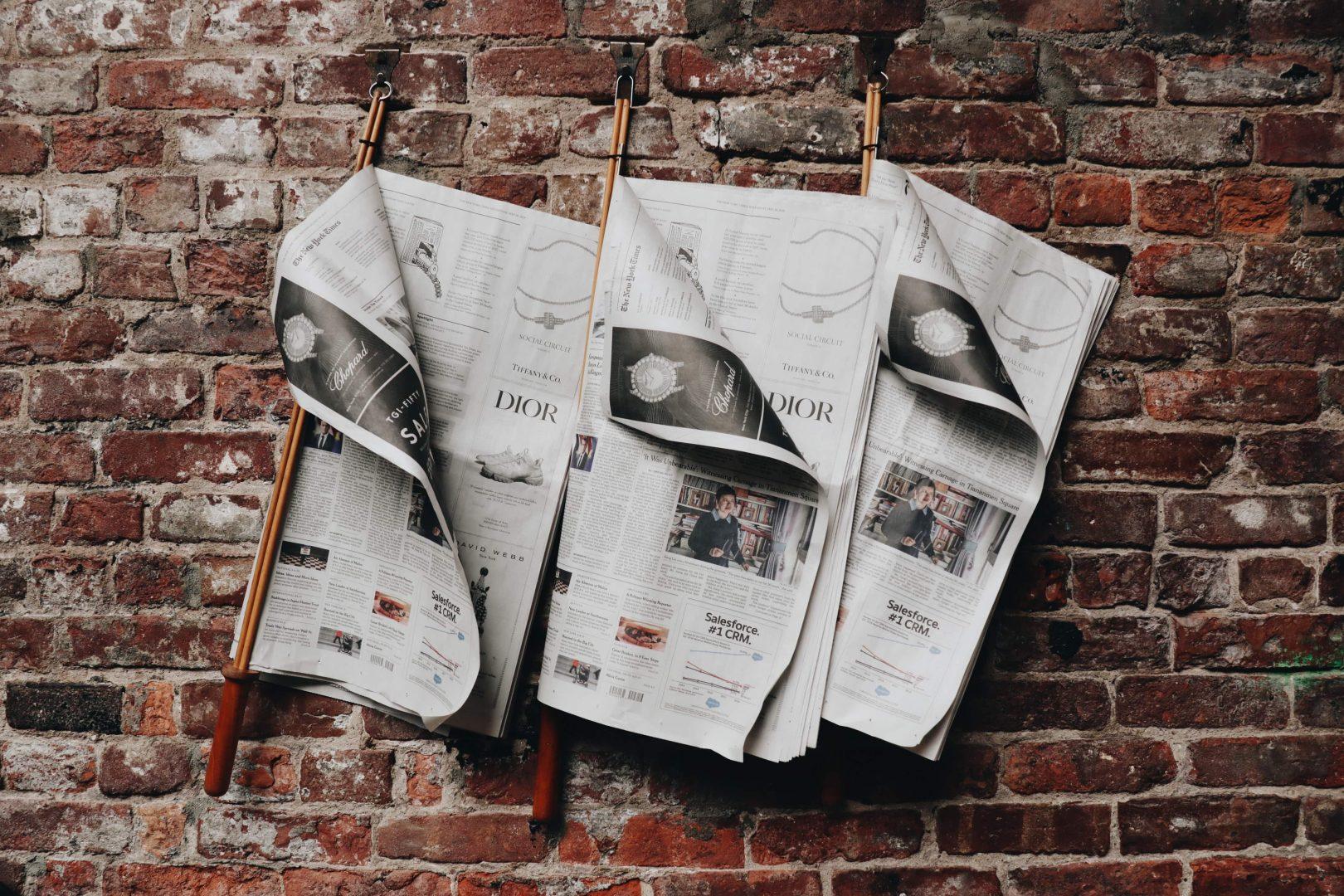 Jak czytać nagłówki anglojęzycznych gazet