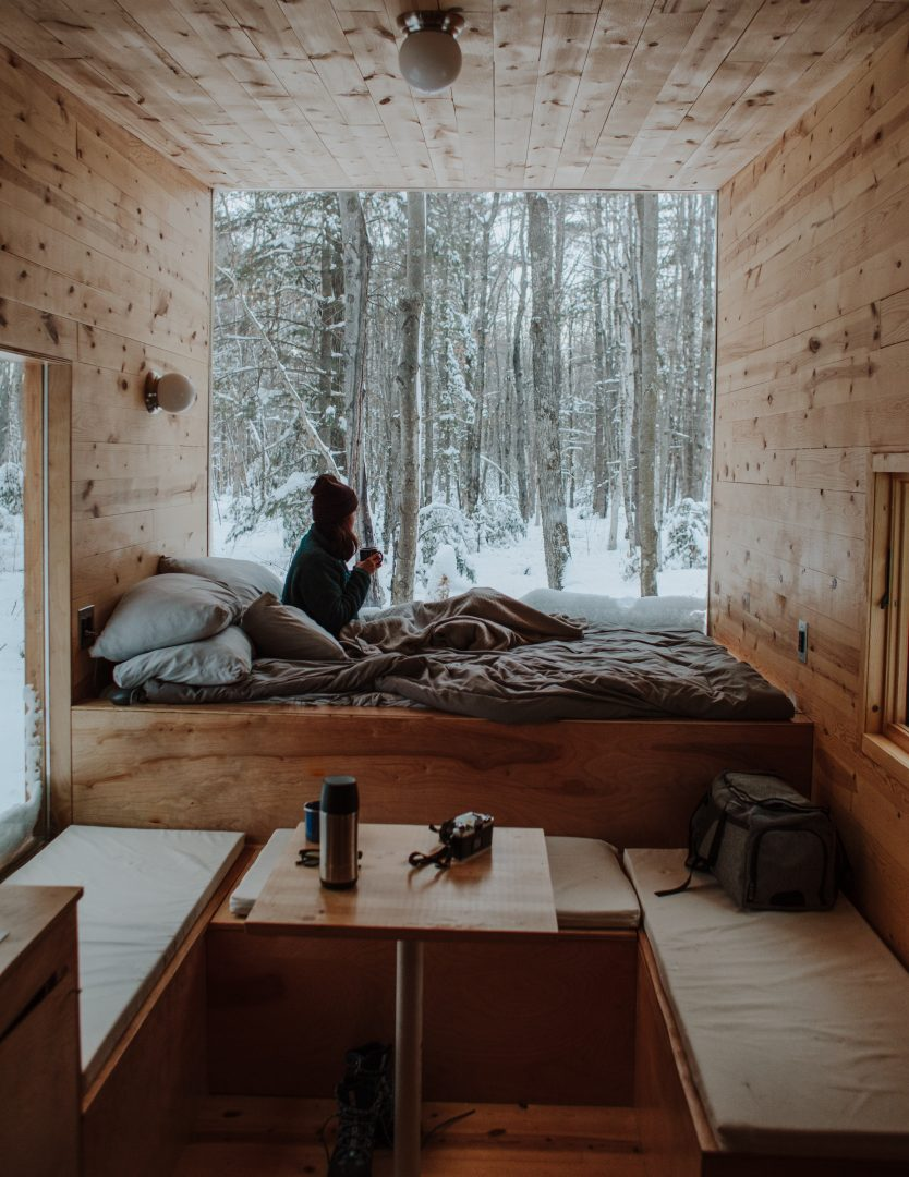 Gotowa lekcja: Living big in a tiny house (Poziom B2/C1)